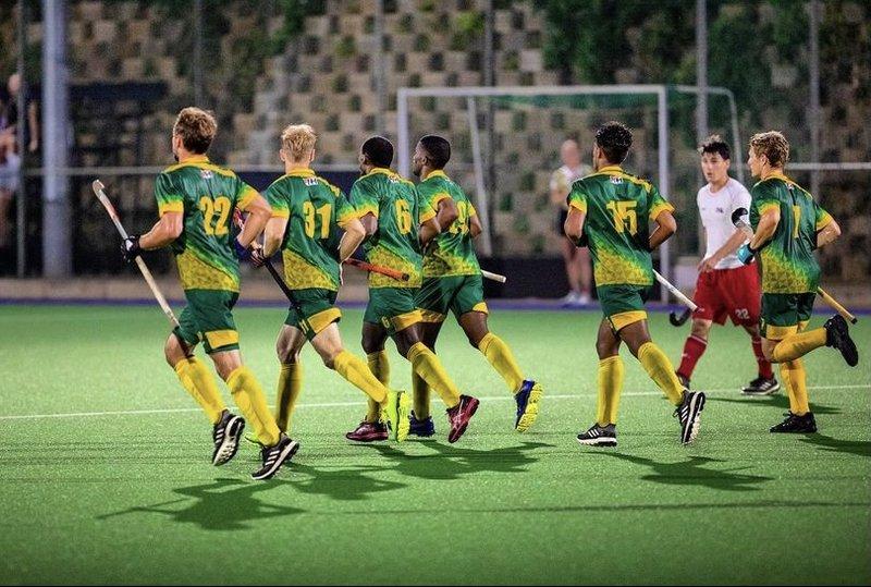 SA Men's Hockey
