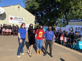The Big Favour Gillits Primary