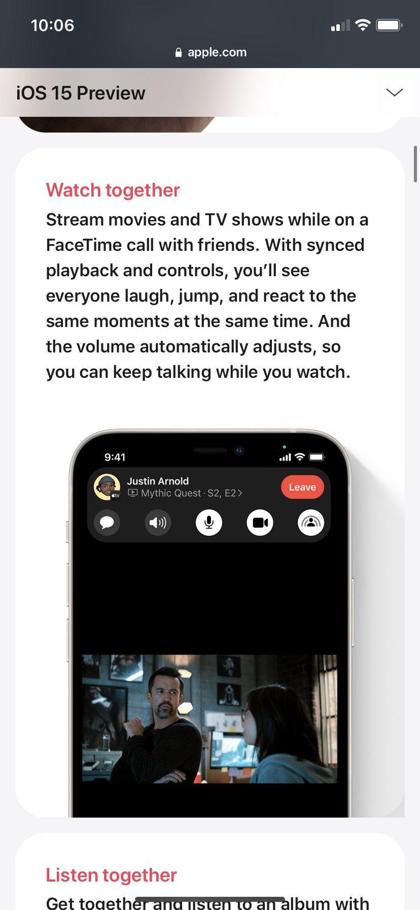 iOS 15 perks you'll like