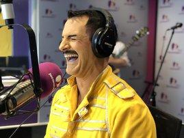 Queen tribute show/Breakfast with Martin Bester
