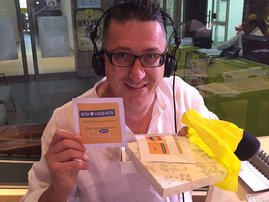 Darren's outrageous surprise with love from MTN