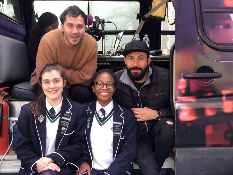 My School Rocks: Pretoria High School For Girls with Matthew Mole
