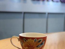 Elma's Christmas cup