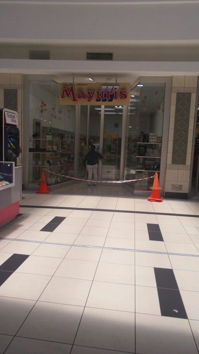 Suspects At Large After Pmb Jewellery Heist