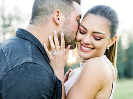 Demi-Leigh Nel Peters engagement One