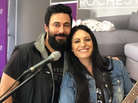 Riana Nel and Martin Bester