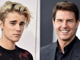Justin Bieber vs Tom Cruise - who will win the fight?