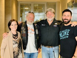 Tantrum Tuesday: Woman gets a big surprise from Harley-Davidson and Martin Bester