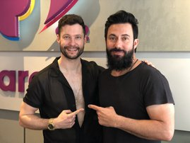 Calum Scott and Martin Bester/Breakfast