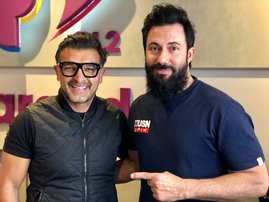 John Sanei on Breakfast with Martin Bester