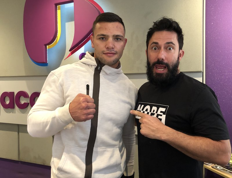 Martin Bester and Kevin Lerena