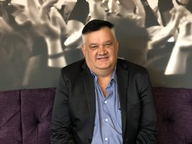 Ted Blom on Breakfast with Martin Bester