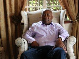 KZN hotel owner Phumlani Ngwenya