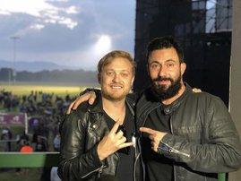 Martin bester and Francois v Coke