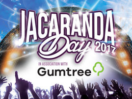 gumtree button jacaranda day