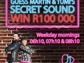 secret sound image martin and tumi