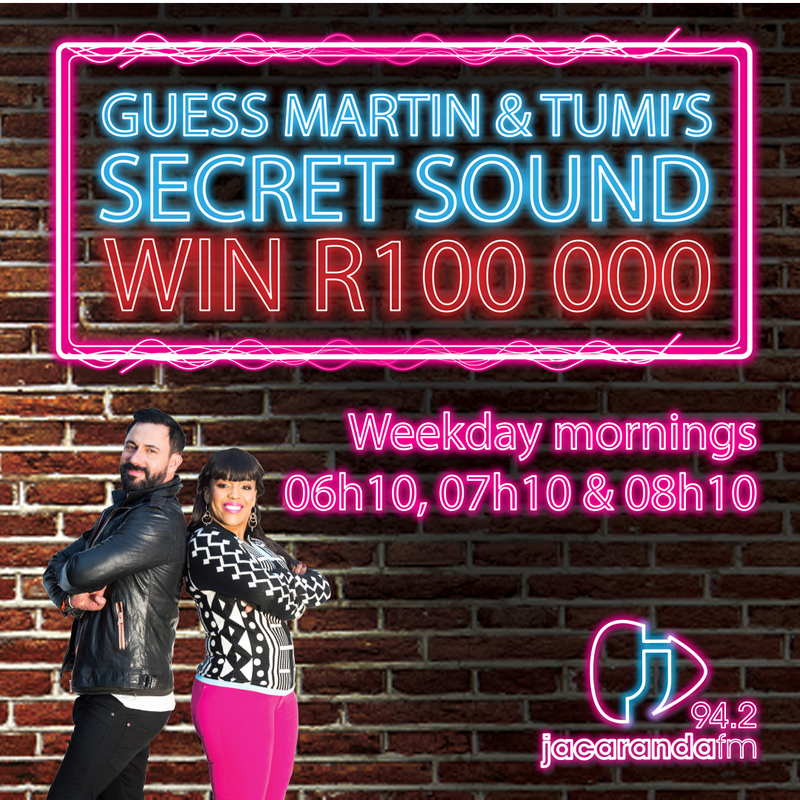 secret sound image martin and tumi
