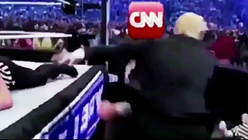 Image cnn image trump