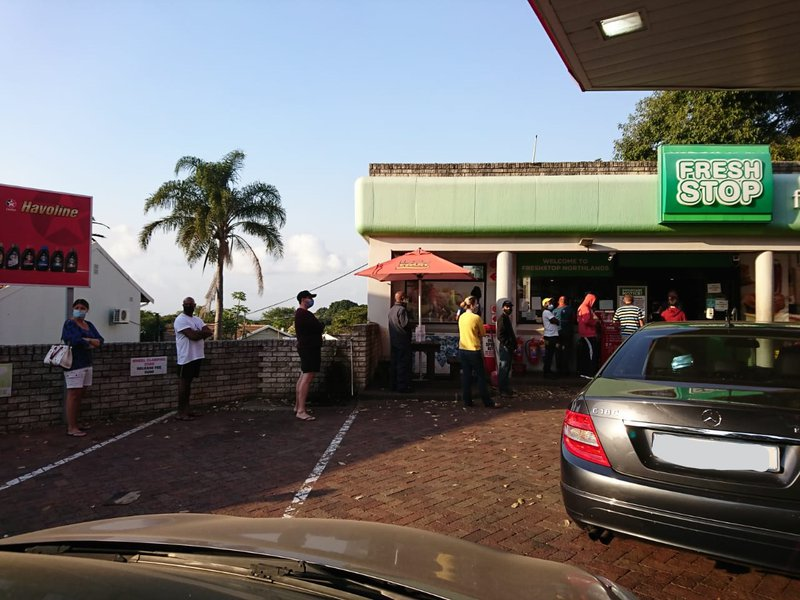 Shoppers search for basics as many shops in KZN remain closed