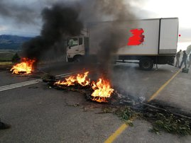 bulwer protests