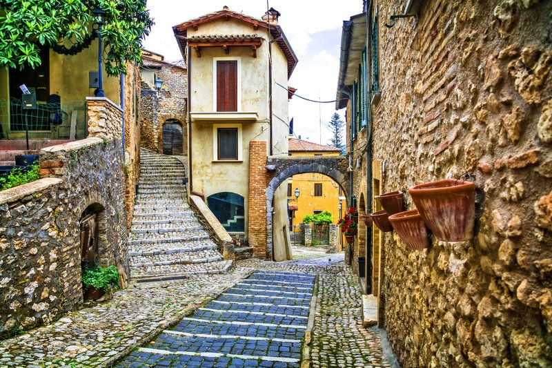 Italy/ iStock