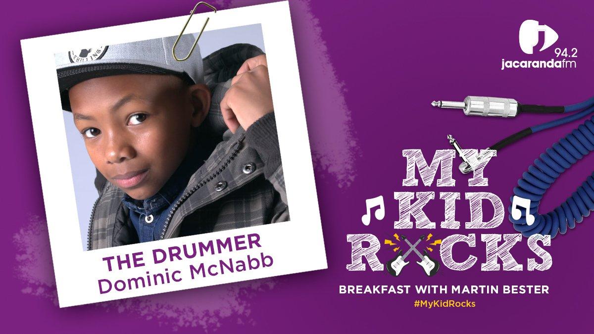 My Kid Roks: The drummer announcement