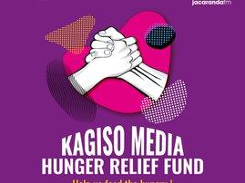 Jaca Kagiso Media Hunger Relief
