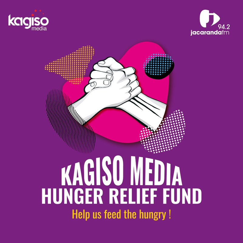 Jaca Kagiso Media Hunger Relief