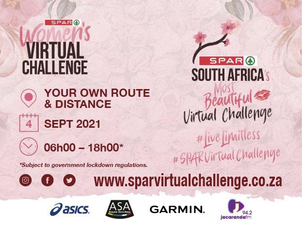 Spar Virtual Race
