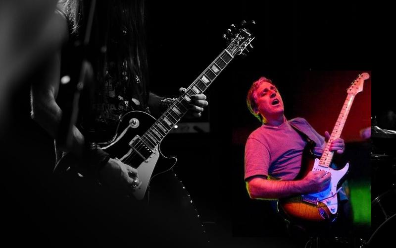 rock guitarist Jack Sherman