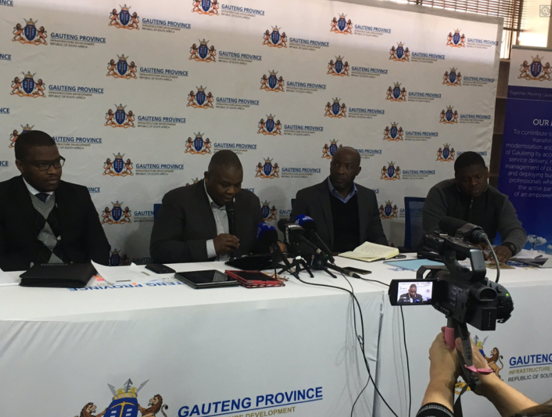 MEC to release Charlotte Maxeke roof collapse findings