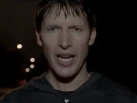 James Blunt monsters music video