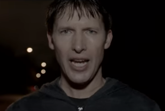 James Blunt monsters music video