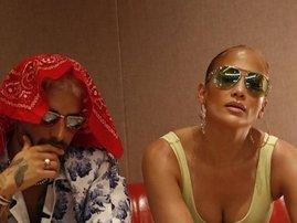 Jennifer Lopez and Maluma
