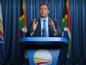 Democratic Alliance (DA) leader John Steenhuisen
