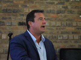 DA chief whip John Steenhuisen