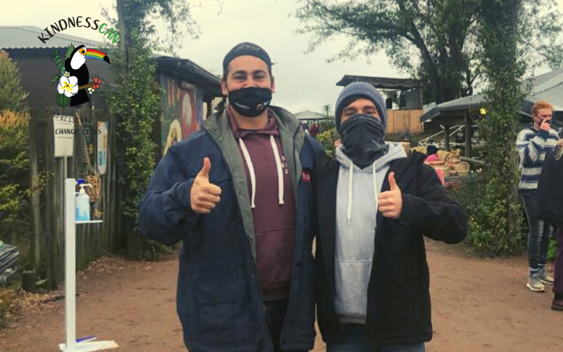 Our Local Market founders