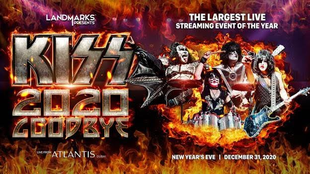 KISS live in South Africa