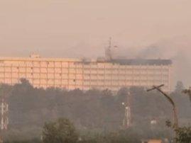 Kabul hotel attack