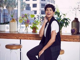Food, fashion, fusion with Kamini Pather
