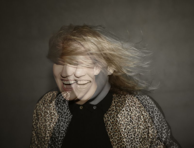 Karen Zoid double exposure