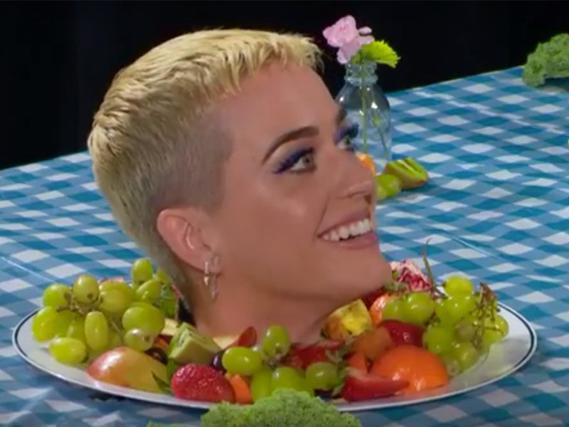 Katy Perry's museum prank will freak you out!