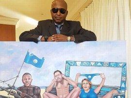 Kenny Kunene Picture
