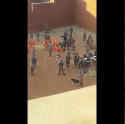 Parole backlog sparks protests at Kgosi Mampuru prison