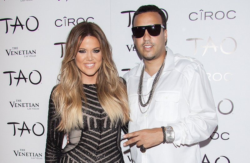 Khloé Kardashian is reportedly hooking up with her ex French