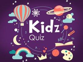 Kids Quiz button