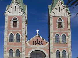 Kokstad church