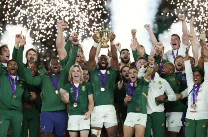 Springboks World Cup