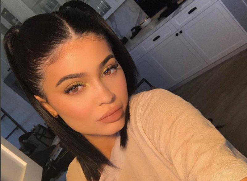 Kylie Jenner Wax Figure