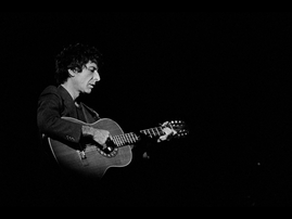 Leonard Cohen performs in London in 1979. | Photo by Adam Beeson